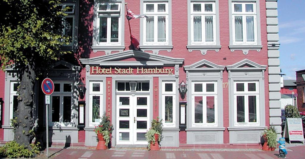 Hotel Stadt Hamburg Heiligenhafen