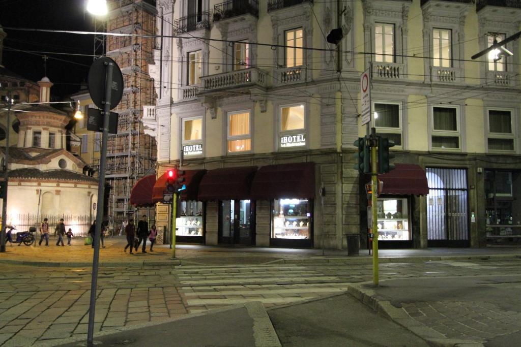Hotel la madonnina milano prenotazione on line for Bar madonnina milano