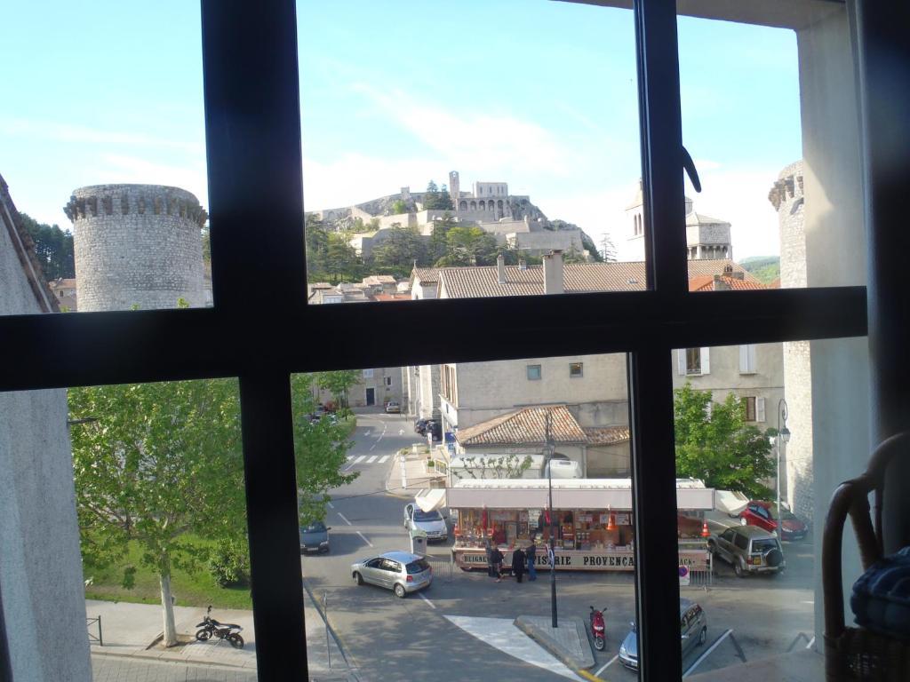 Restaurant Grand Hotel Du Cours Sisteron