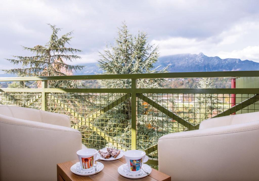 Hotel Spa Vacances Bleues Villa Marlioz Aix Les Bains