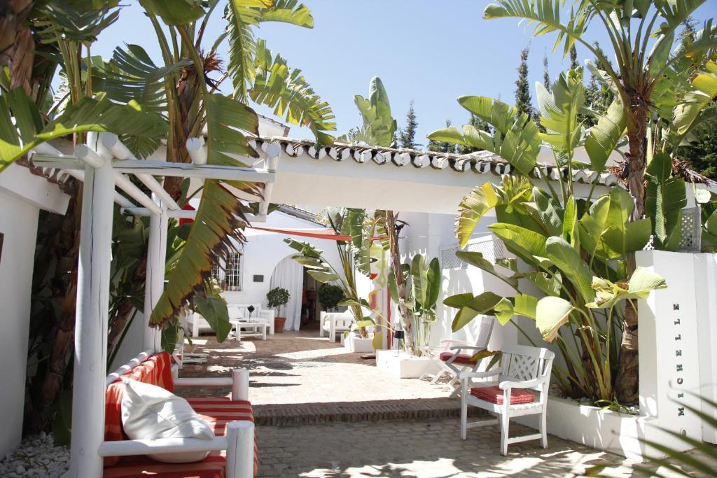 Casa la concha boutique hotel r servation gratuite sur for Boutique hotel quartier du port