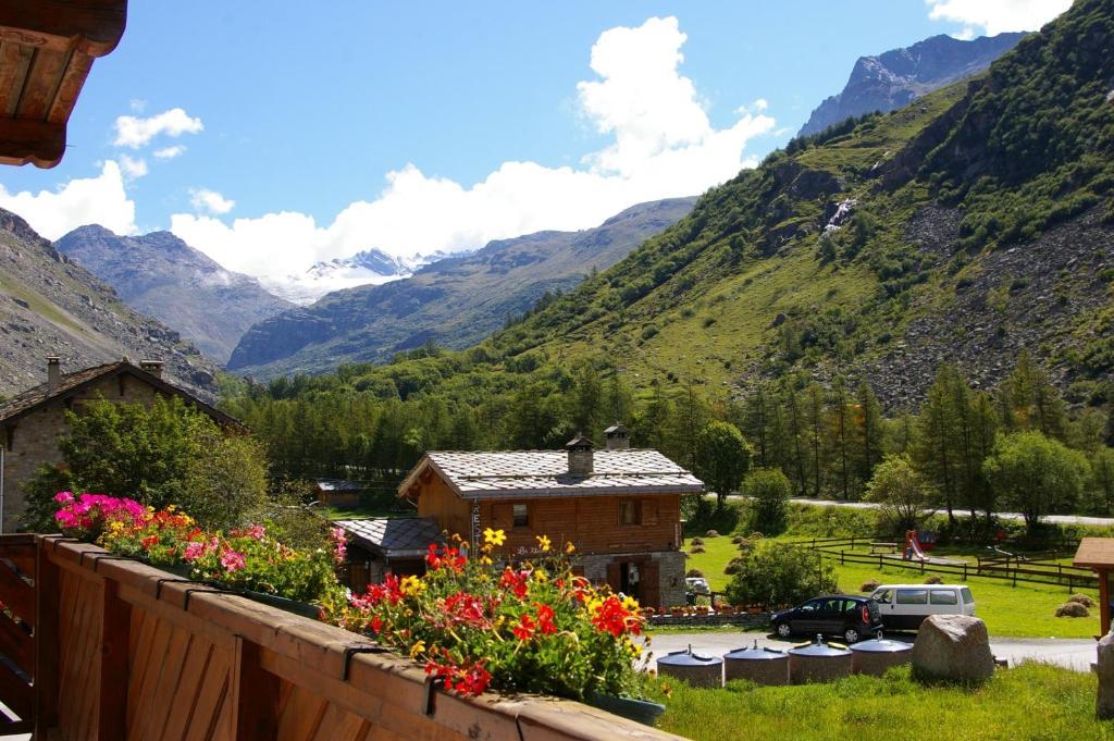 Hotel du glacier des evettes bonneval sur arc - Office de tourisme de bonneval sur arc ...