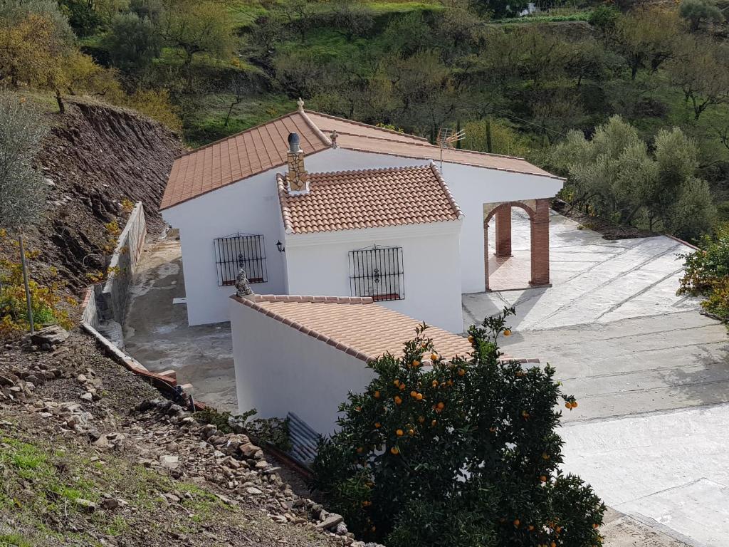 Casa de vacaciones La solana ,sayalonga (España Málaga ...