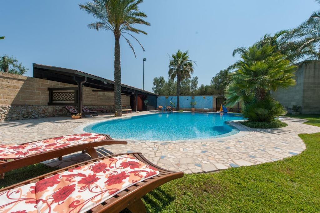 Casa de campo Masseria con piscina vicino Otranto (Italia ...