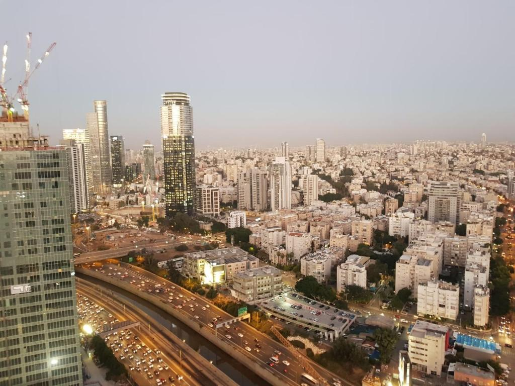 מתוחכם דירה 144 דרך מנחם בגין (ישראל תל אביב) - Booking.com IB-74
