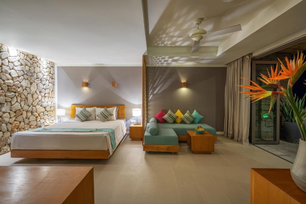 Chung cư cao cấp Nhìn ra Đại dương - Phòng Giường Đôi
