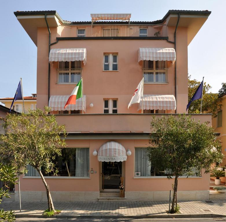 Florentia Hotel, Lido di Camaiore – Vedi l\'offerta – Giudizi del cliente