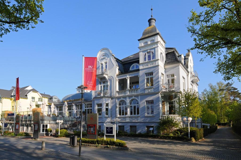 Vier Jahreszeiten Hotels Deutschland