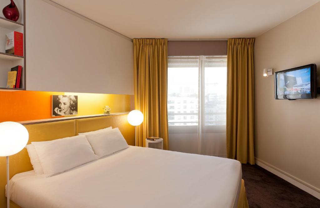 Apparthotel mercure paris boulogne r servation gratuite for Appart hotel boulogne