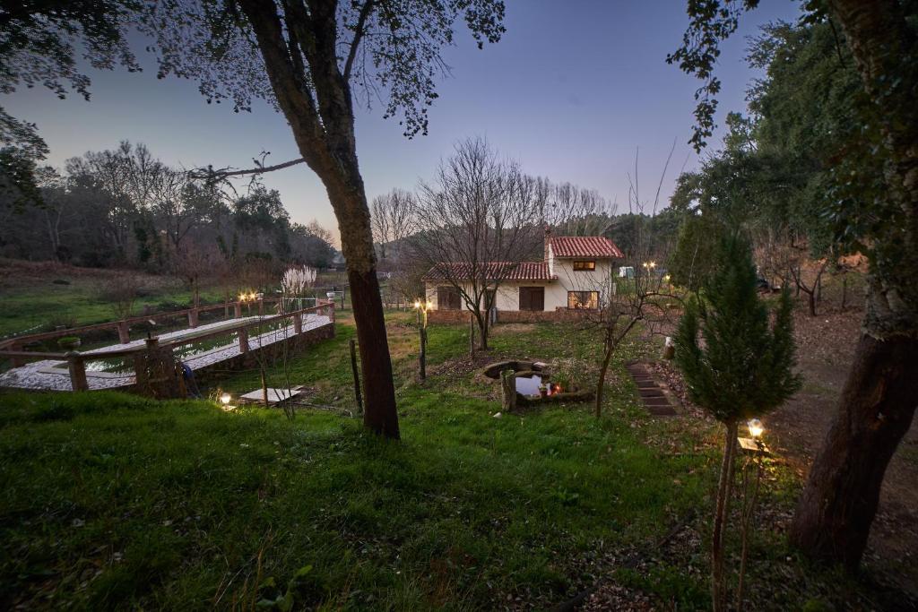 Casa de campo Valle Granado (España Fuenteheridos) - Booking.com