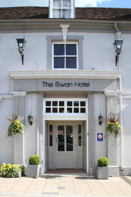 The Swan Hotel - room photo 11062514