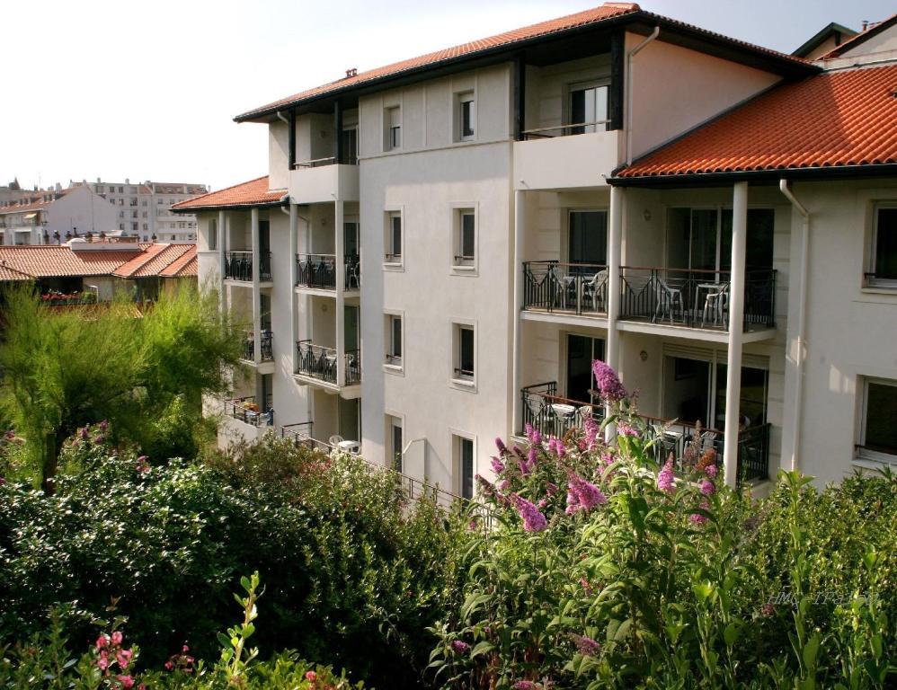 R sidence biarritz ocean r servation gratuite sur for Hotels 3 etoiles biarritz
