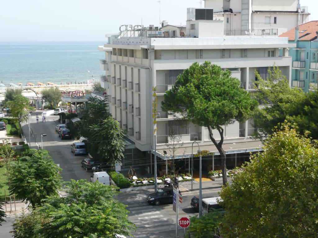 Hotel Majorca Riccione Via D Annunzio
