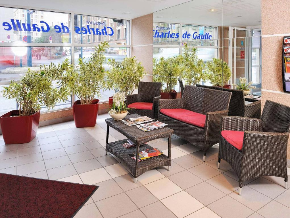 S jours affaires pantin charles de gaulle for Appart hotel pantin