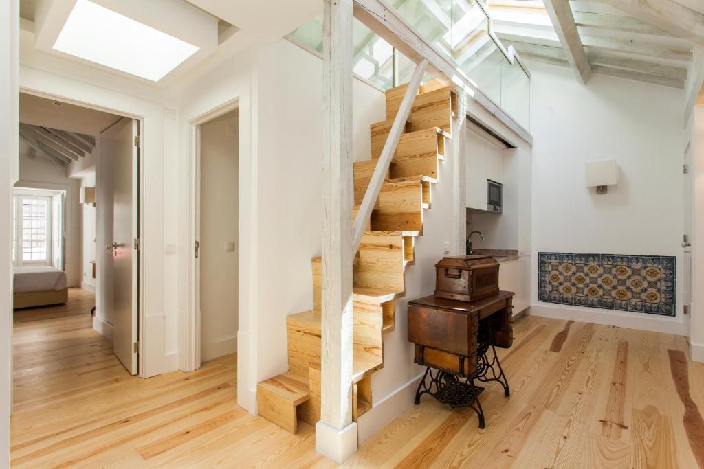 casas da baixa jules madeleine lisbona prenotazione on line viamichelin. Black Bedroom Furniture Sets. Home Design Ideas