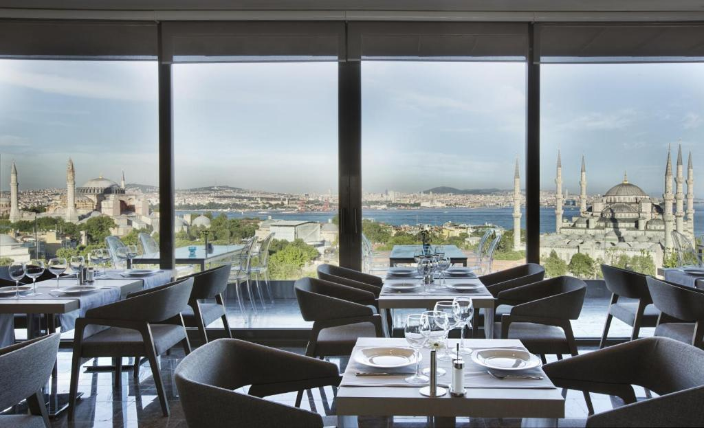 Hotel arcadia blue istanbul hotels give 75 more cheap for Blue istanbul hotel taksim