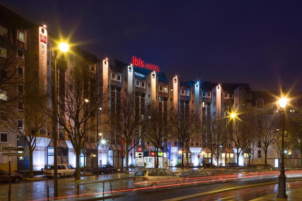 Hotel Paris Villette Paris France