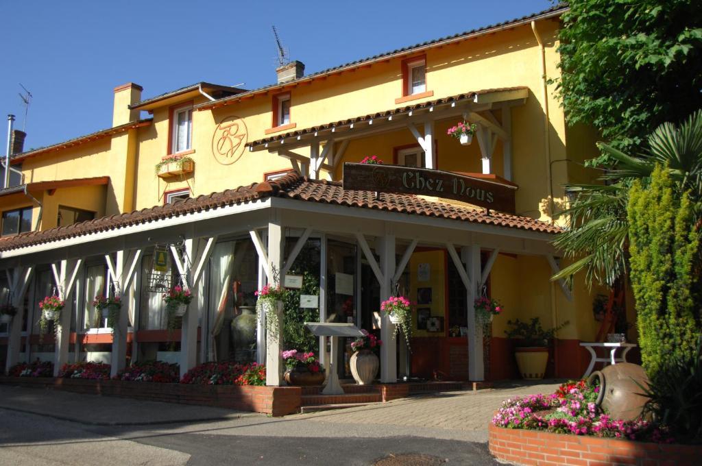Hotel Chez Nous Sainte Croix