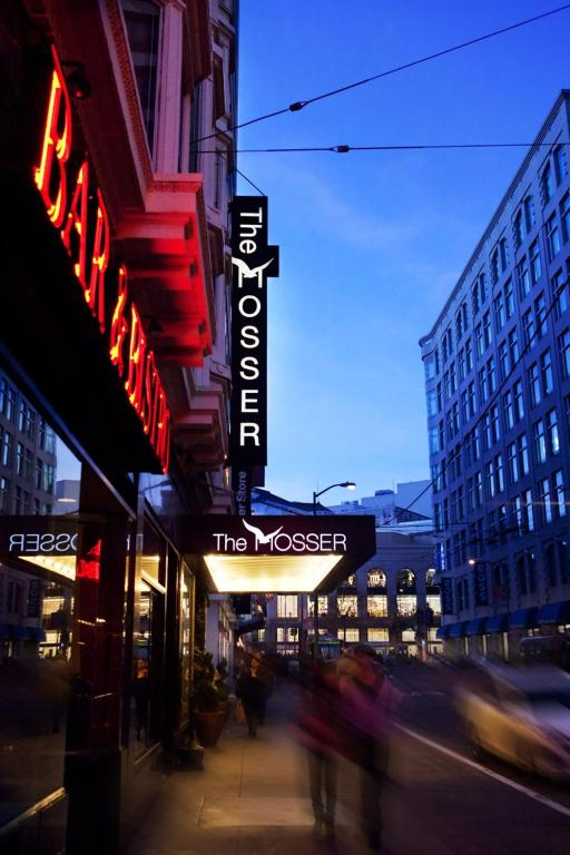 The Mosser Hotel San Francisco Online Booking