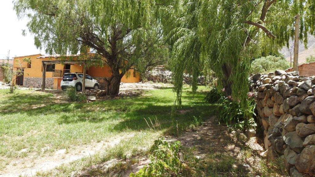Un jardín fuera de Pircas del Abuelo
