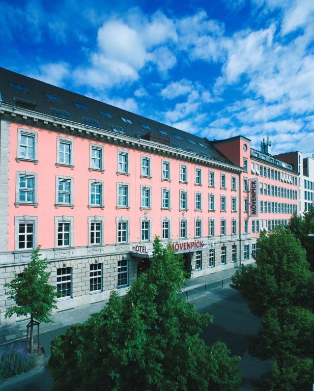 Hotel Movenpick Berlin Potsdamer Platz