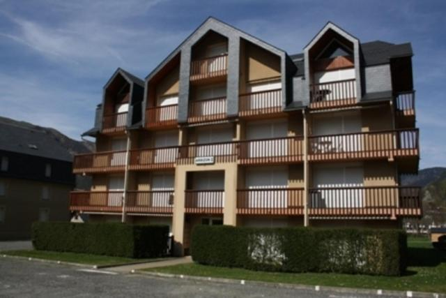 Arbizon appartement bat 1 saint lary soulan for Voir appartement