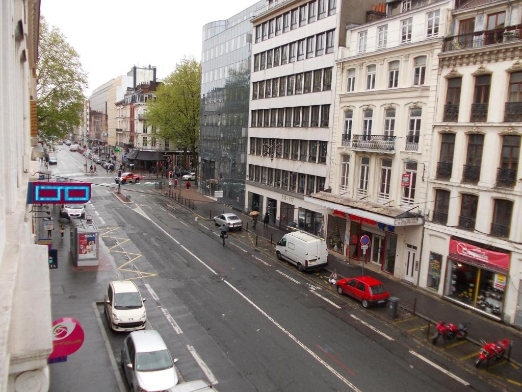 Top deals nationale appart hotel lille france for Appart hotel lille