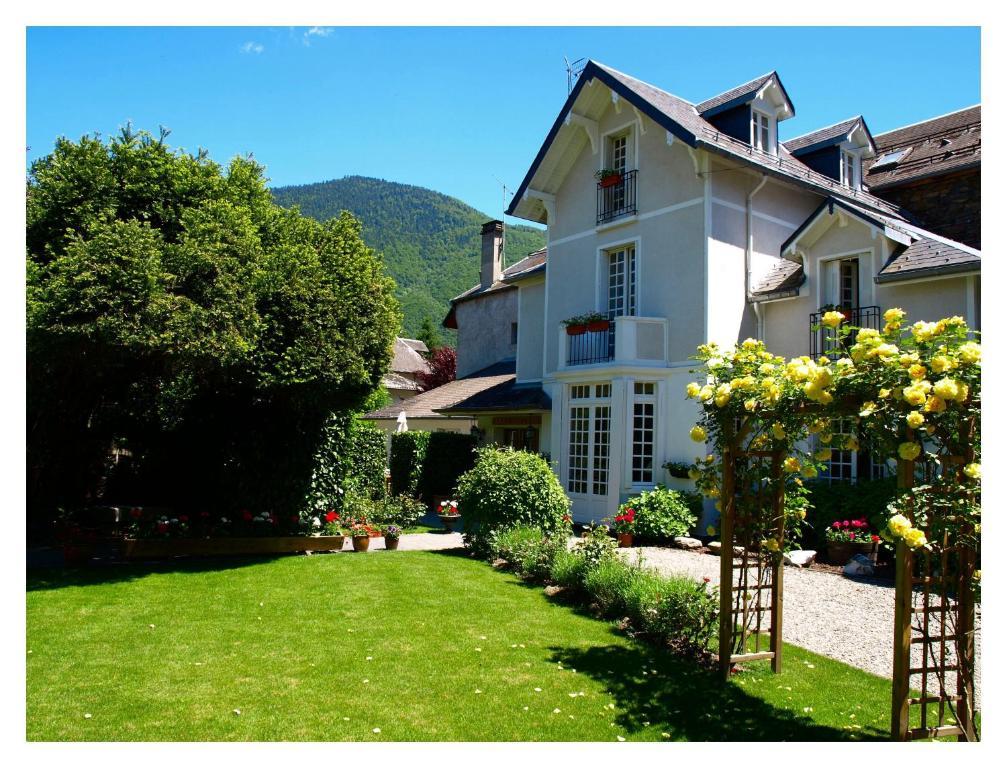 Chambres d 39 h tes villa portillon chambres d 39 h tes - Bagneres de luchon office de tourisme ...