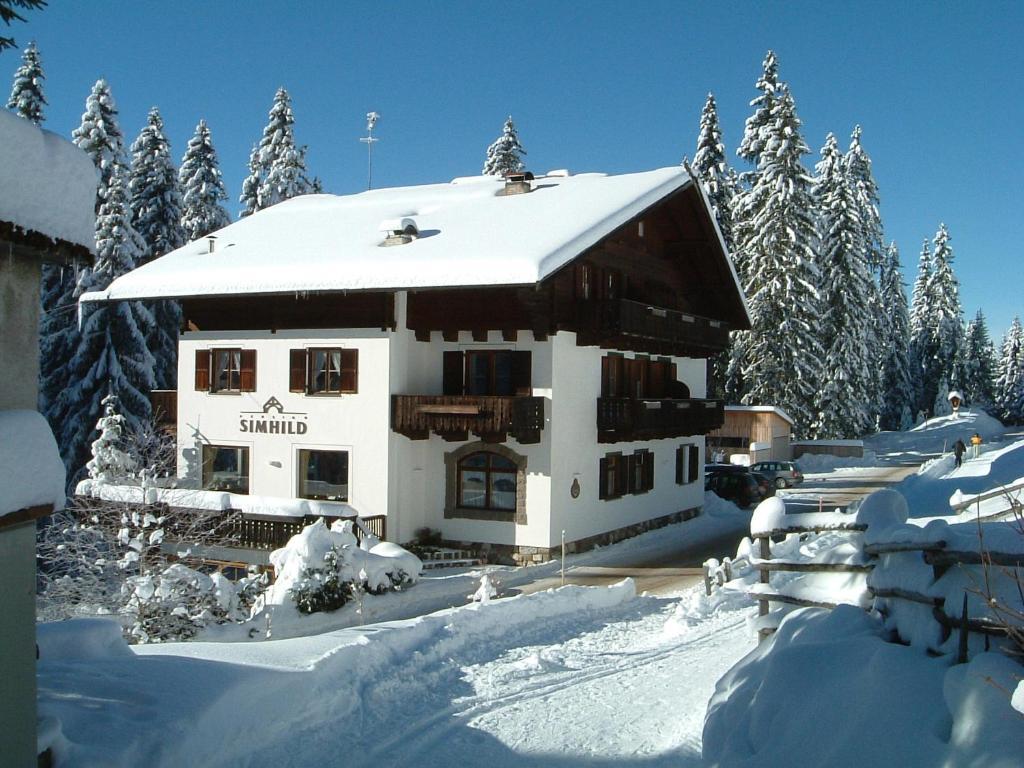 Hotel Pension Alpenrose