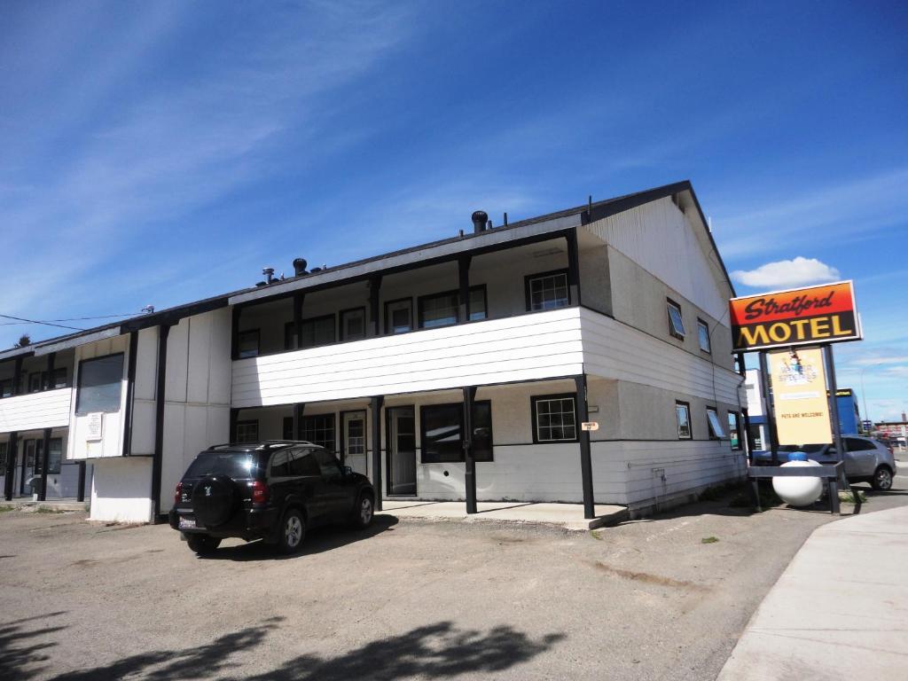 Stratford motel r servation gratuite sur viamichelin for Reservation motel