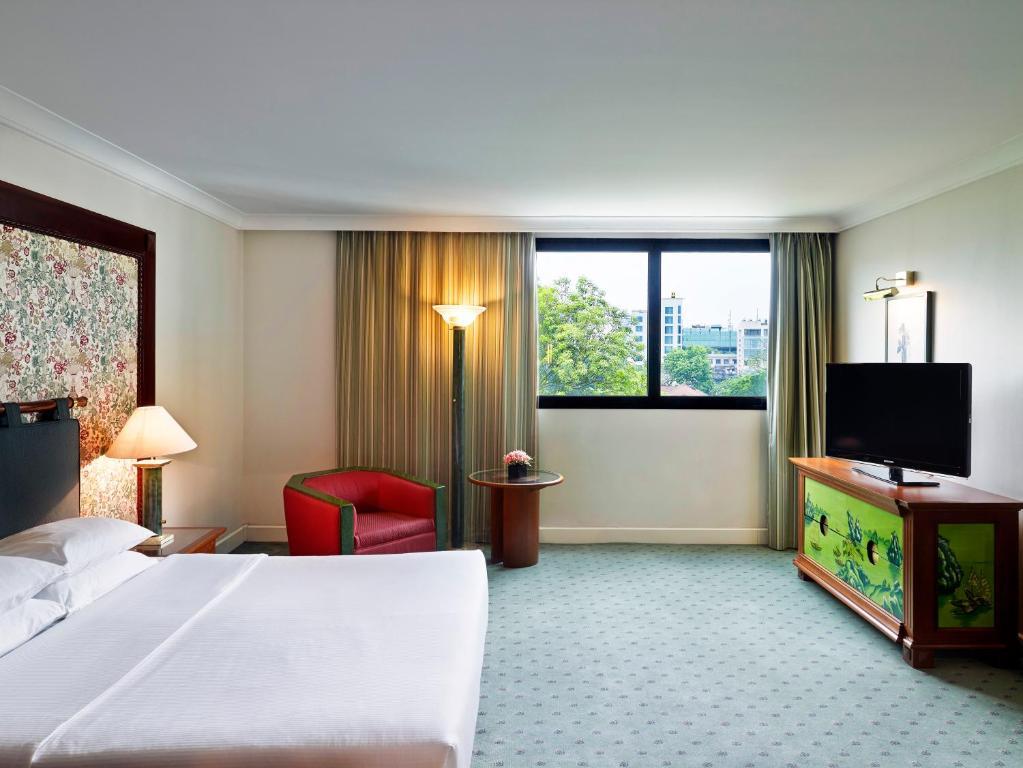 Hilton Executive Suite