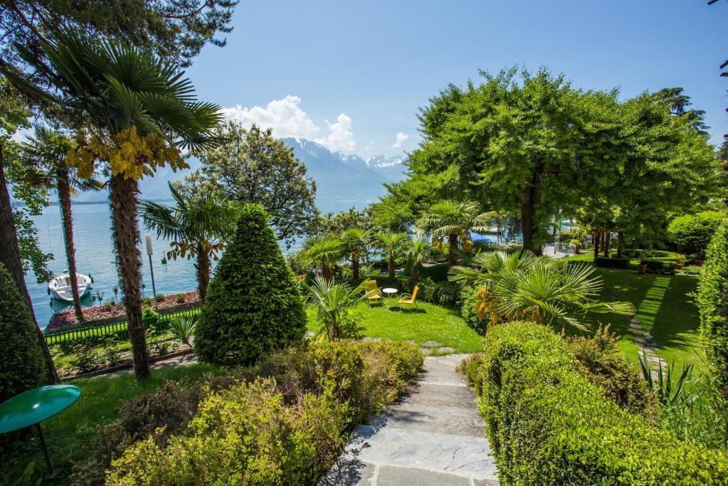 Hotel Excelsior Montreux Restaurant