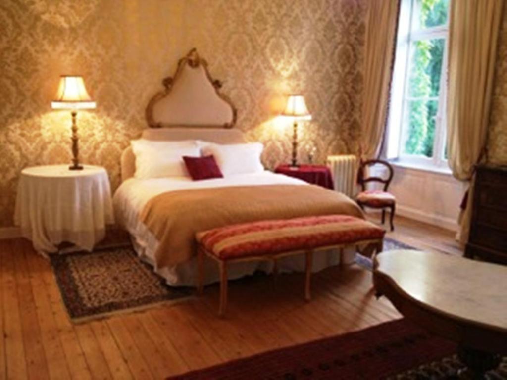 Chambres du0026#39;hu00f4tes Chu00e2teau Lamothe du Prince Noir - Bu0026B
