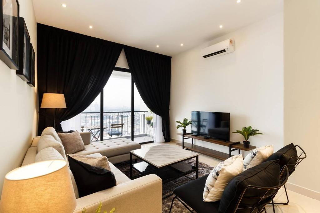 Apartment Deluxe 4BR KLCC Suite by GuestReady, Kuala Lumpur