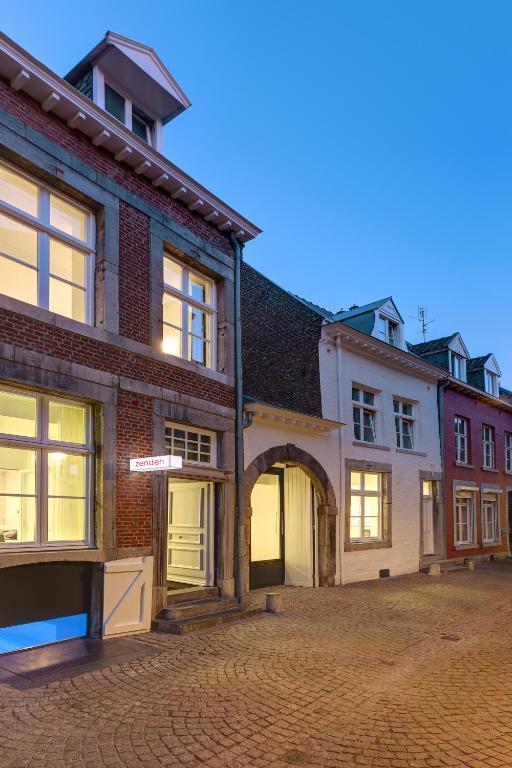 Zenden design hotel maastricht reserva tu hotel con for Designhotel maastricht