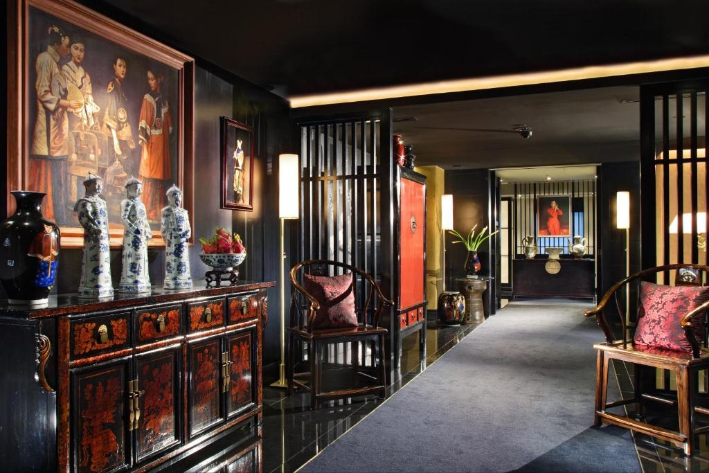 Orchard hotel singapore r servation gratuite sur viamichelin for Chambre de commerce singapore