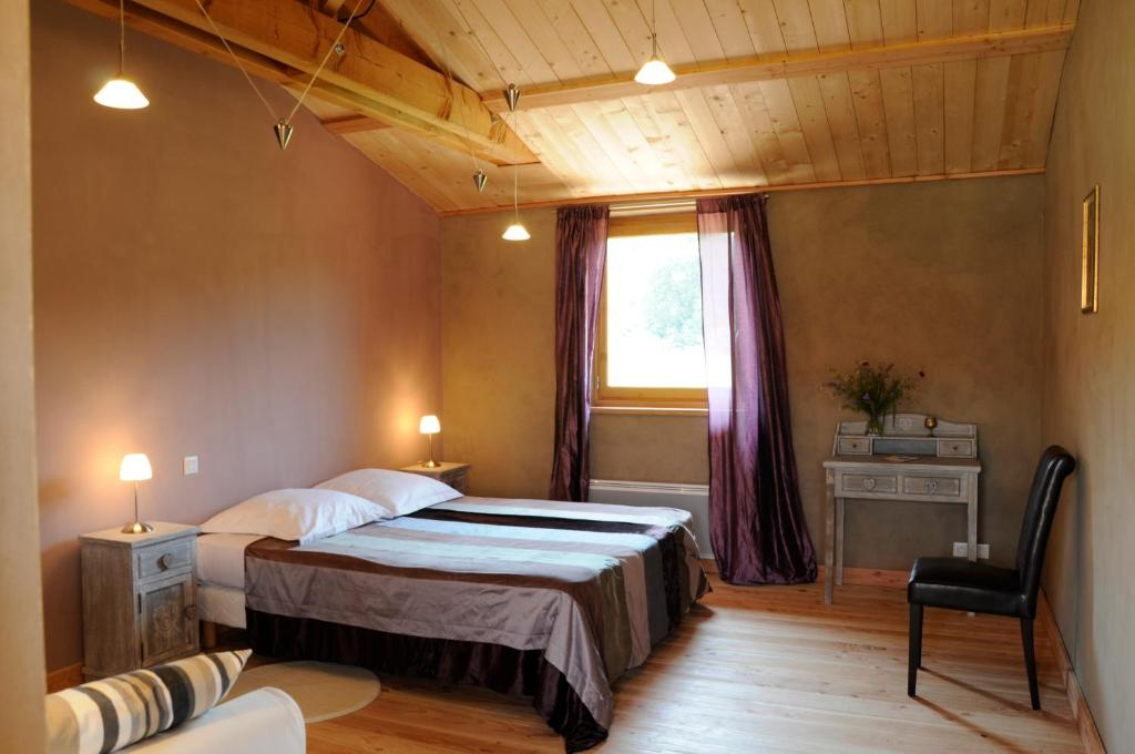 la pierre folle chambres d 39 h tes cluny prenotazione on line viamichelin. Black Bedroom Furniture Sets. Home Design Ideas