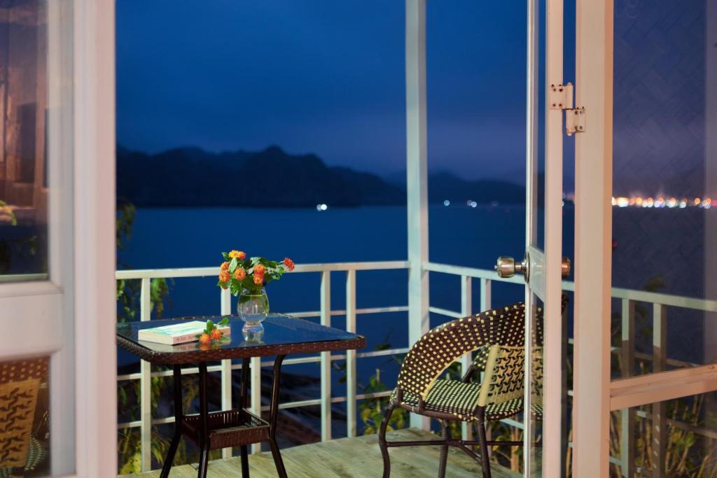Bungalow Dạng Suite Nhìn Ra Biển