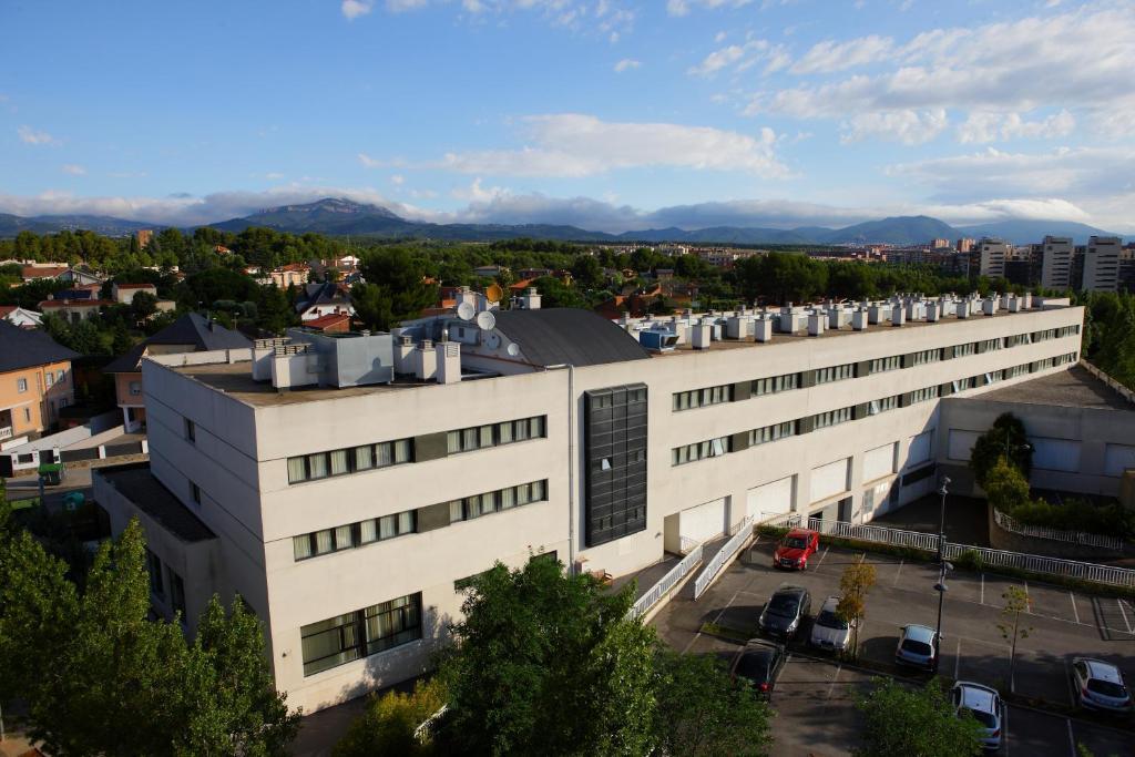 Aparthotel attica 21 vall s sabadell informationen und - Sabadell on line ...