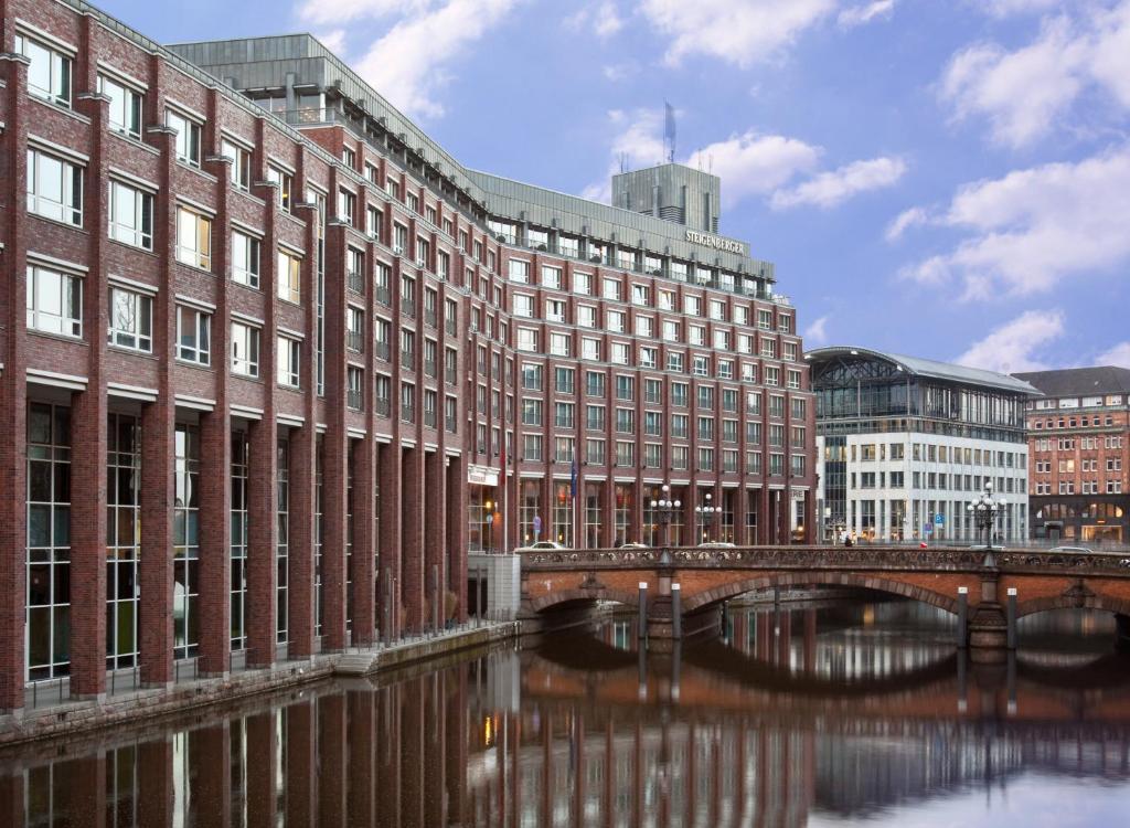 Steigenberger Hotel Hamburg Spa