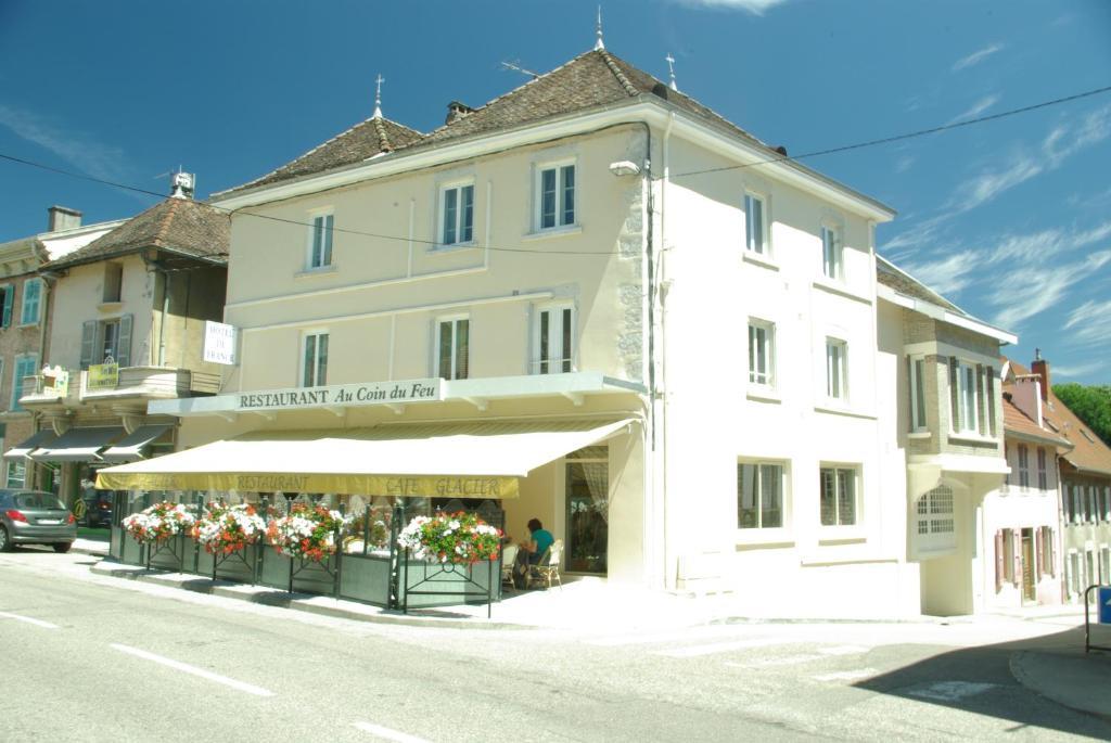 Hotel de france morestel online booking viamichelin for Hotel de france booking