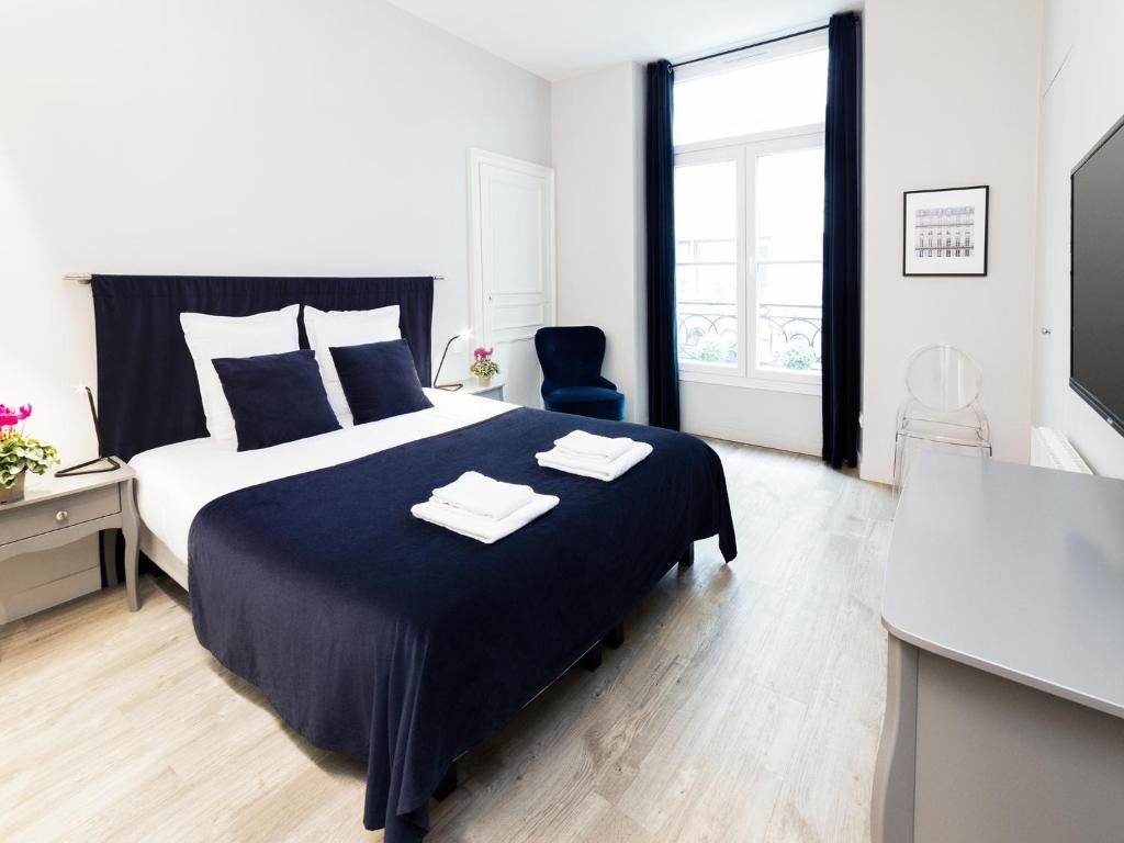 0bf8b39bd Chic Apartments Opera (França Paris) - Booking.com