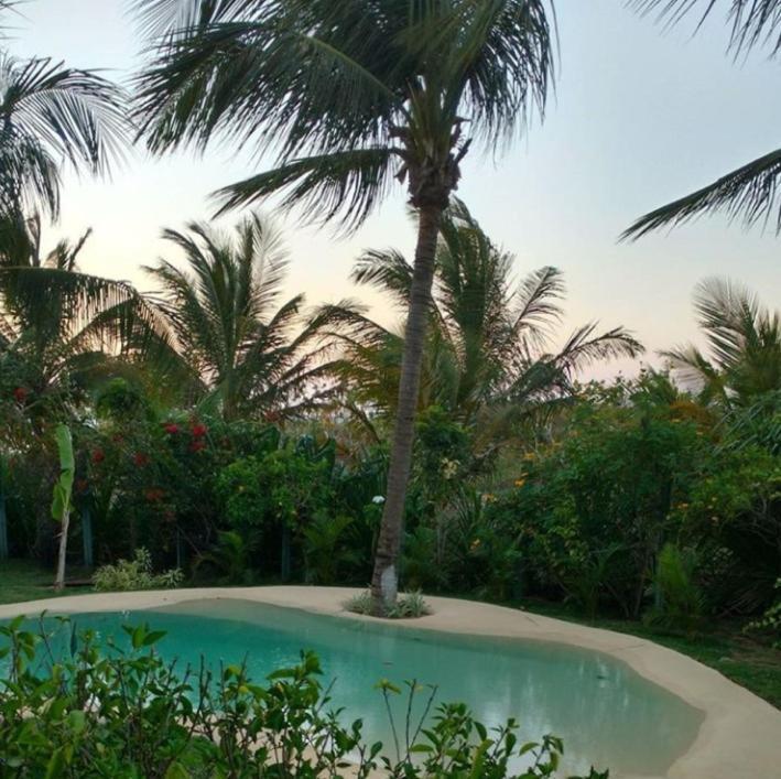 A piscina localizada em Pousada dos Ponteiros ou nos arredores