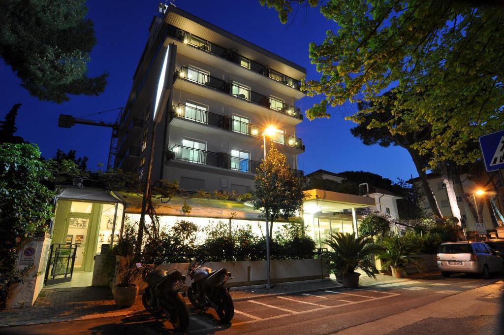 Hotel Via Gorizia Riccione