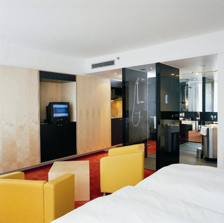 innside by meli d sseldorf seestern r servation gratuite sur viamichelin. Black Bedroom Furniture Sets. Home Design Ideas