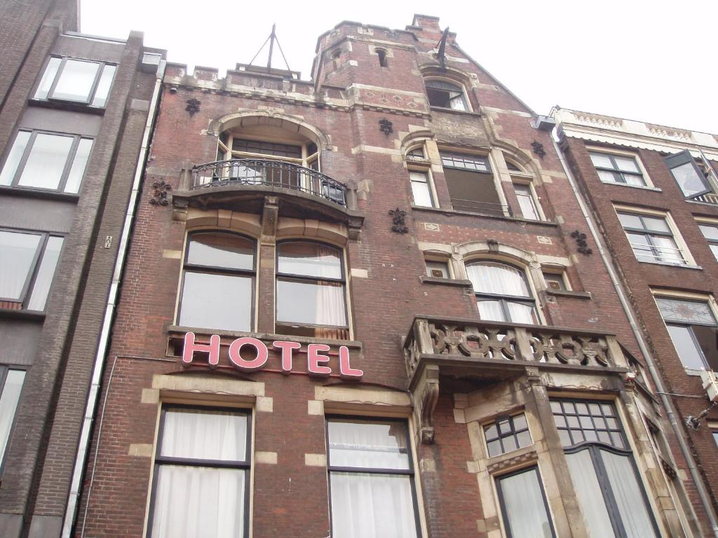 Budget Hotel Manofa Amsterdam Book Your Hotel With