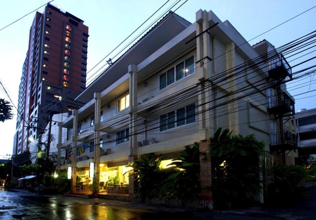 Отзывы Vista Residence Bangkok, 3 звезды