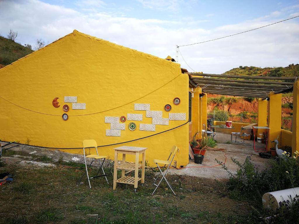 Casa de vacaciones finca gunderico (España Cártama ...