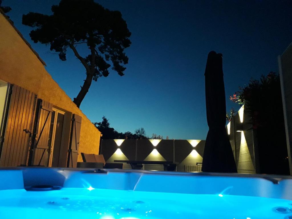 Casa de temporada La curita spa sauna (França Vic-la ...