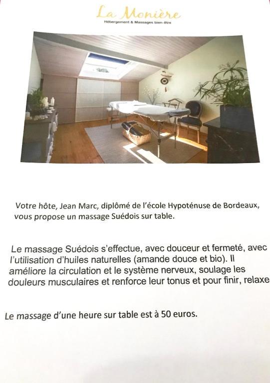 5d663d40f1 Casa de temporada La Monière (França Saubion) - Booking.com